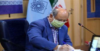 درخواست از وزیر بهداشت برای تعطیلی دوباره پایتخت