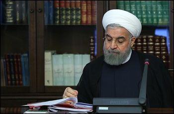 تشکر حسن روحانی از میهماننوازی عراقیها