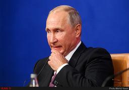 شرکت ولادمیر پوتین در یک ورزش مهیج +عکس