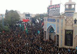 دارالارشاد اردبیل برای برگزاری هر چه باشکوهتر اجتماع روز تاسوعا و عاشورا آماده است