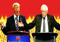 اولین توافق نظر برنی سندرز و ترامپ: آمازون نمونه اقتصاد کاذب است