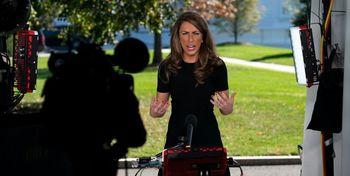 مدیر ارتباطات کاخ سفید استعفا می دهد