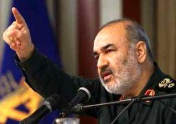 فرمانده کل سپاه: میخواستند انقلاب در کودکیاش محو شود/ مکتب اسلام سلاح هستهای جایگاهی ندارد