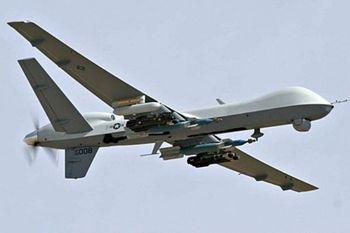 اذعان آمریکا به انهدام پهپاد آمریکایی توسط انصارالله