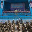رژه یگان های نمونه در گرامیداشت روز ارتش / فیلم