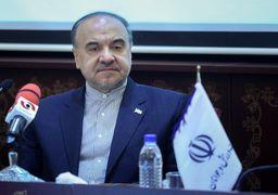 وزیر ورزش باز هم خبرنگاران را متهم کرد !