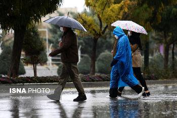 هشدار هواشناسی نسبت به بارش برف و باران در ۹ استان