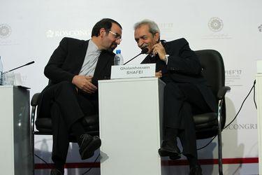 همایش تجاری ایران - روسیه