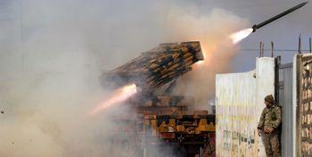ترکیه در حال تجهیز نظامی تروریستها در سوریه است؟