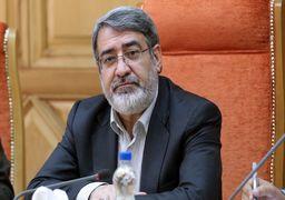 واکنش وزیر کشور به حادثه ایرانشهر