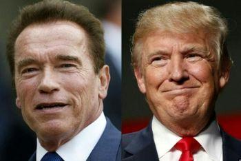 پاسخ آرنولد به اظهارنظر عجیب ترامپ؛ هنوز زندهام!