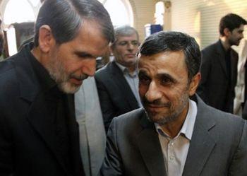 اعلام برائت صادق محصولی از احمدینژاد