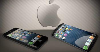 تجهیز گوشی های آیفون به صفحه نمایش OLED