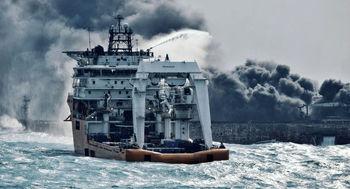 برگزاری اولین سالگرد دریانوردان سانچی