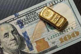 اونس طلا در قفس قیمتی