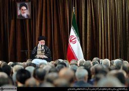 دیدار روسای نمایندگیهای ایران در خارج کشور با رهبر انقلاب +عکس