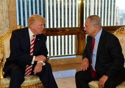 طرح 5 وجهی فشار بر ایران که نتانیاهو روی میز ترامپ گذاشت
