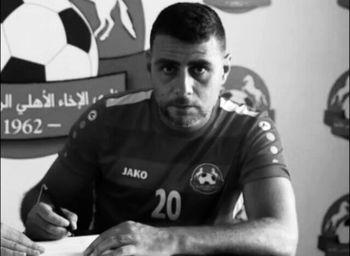 مرگ تلخ بازیکن لبنانی با شلیک گلوله به سر