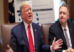 اولین سخنرانی ترامپ پس از حمله موشکی ایران به پایگاههای نظامی امریکا