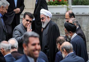 دولت روحانی از حد نصاب میافتد؟ +جدول