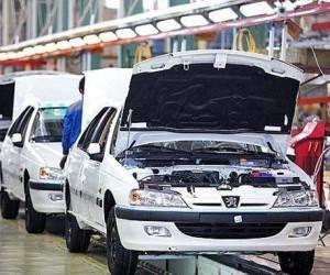 آخرین قیمت های خودرو در بازار تهران؛ پژو 206 دومیلیون تومان ارزان شد