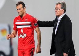 واکنش برانکو به خط خوردن سیدجلال حسینی از تیم ملی