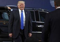 رئیس جمهوری آمریکا به دنبال حمله اتمی؟