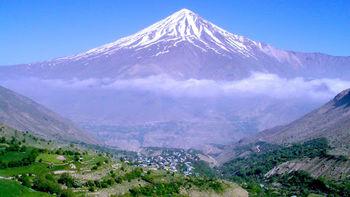 آیا وقف قله دماوند صحت دارد؟