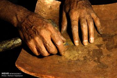 دیدار با پیشکسوتان هنر صنایع دستی