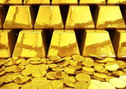 دلارِ قوی مانع رشدِ بیشتر طلا شد.