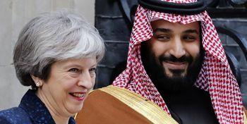 حمله تند «گاردین» به عربستان و افشای روابط مالی نجومی با انگلیس