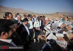 ۱۹ گام جدید مبارزه با قاچاق کالا در ایران