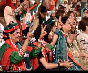 تظاهرات هزاران نفری مخالفان دولت پاکستان
