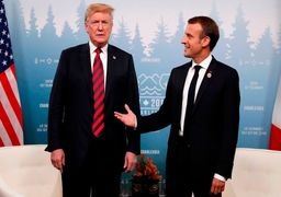 تلاش مکرون برای انزوای ترامپ در نشست G7