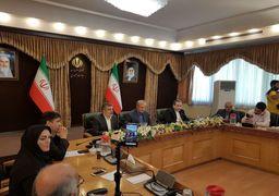 نشست خبری برجام/ عراقچی: طرفهای برجام میتوانند از فرصتهای 60 روزه ایران استفاده کنند/ جزئیات گام دوم به موگرینی اعلام میشود
