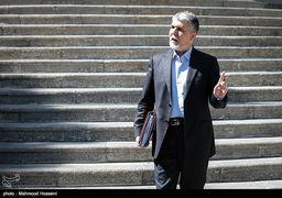 کنایه وزیر ارشاد به محمود احمدی نژاد + عکس