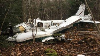 سقوط هواپیمای ریاست جمهوری کنگو جان 23 نفر را گرفت
