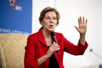الیزابت وارن نامزد انتخابات ریاست جمهوری 2020 آمریکا میشود