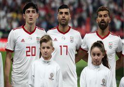سه شلیک به رکوردهای تیم ملی ایران