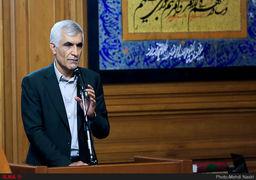 شهردار تهران: با شادی فراوان با مسئولیتم خداحافظی میکنم
