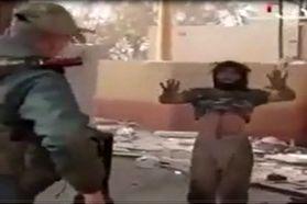 قاتل احتمالی شهید حججی دستگیر شد + فیلم