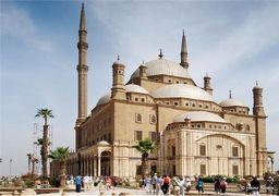 بازدید وزیر اسرائیلی از مسجد مصری