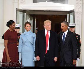 مراسم تحلیف دونالد ترامپ