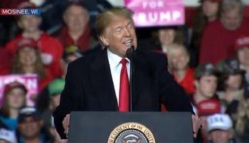 ترامپ: هزینه حفاظت آمریکا را بپردازید: آقایان «پادشاه، دیکتاتور یا هر کی که هستی»