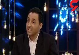 قطع شدن سخنان انتقادی امیرحسین رستمی در پخش زنده تلویزیون
