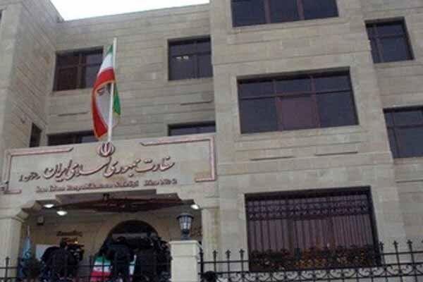 بیانیه سفارت ایران در بغداد درباره حمله آمریکا به مواضع حشد شعبی