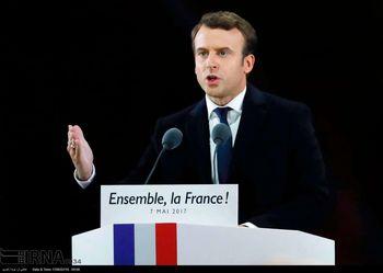 خرافات فوتبالی رییس جمهور فرانسه !