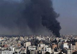 حمله موشکی نیروهای فلسطینی به اسرائیل/اتوبوس شهرکنشینان هدف قرار گرفت