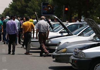 آخرین تحولات بازار خودروی تهران؛  تیبا به 51 میلیون تومان رسید+جدول قیمت