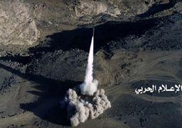 شلیک ۳ موشک زلزال هدیه یمنیها به سعودیها